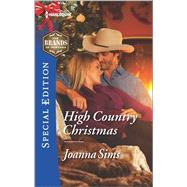 High Country Christmas by Sims, Joanna, 9780373659302