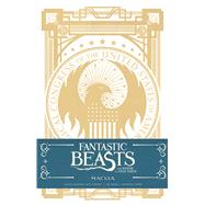 Fantastic Beasts and Where to Find Them Ruled Journal 2 by Insight Editions, 9781608879304