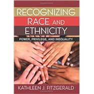 Recognizing Race and Ethnicity by Fitzgerald, Kathleen J., 9780813349305
