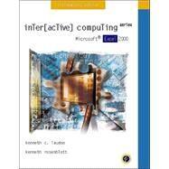 Interactive Computing Series:  Microsoft Excel 2000 Introductory Edition by ROSENBLATT K, 9780072349306