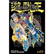Yu-Gi-Oh! (3-in-1 Edition), Vol. 7 Includes Vols. 19, 20 & 21 by Takahashi, Kazuki, 9781421579306