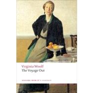 The Voyage Out by Virginia Woolf; Lorna Sage, 9780199539307