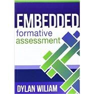 Embedded Formative Assessment by William, Dylan, 9781934009307
