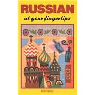 Russian at your Fingertips by Lexus, 9780415029308