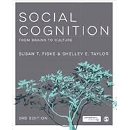 Social Cognition by Fiske, Susan T.; Taylor, Shelley E., 9781473969308