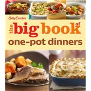Betty Crocker the Big Book of One-pot Dinners by Crocker, Betty, 9780544339309