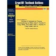 Outlines and Highlights for Process Geomorphology by Ritter, Dale F / Kochel, R Craig / Miller, Jerry Ritter, Dale F / Kochel, R Craig / Miller, Jer at Biggerbooks.com