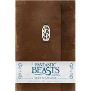 Fantastic Beasts and Where to Find Them Ruled Journal 1 by Insight Editions, 9781608879311