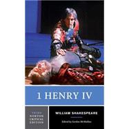 Henry Iv Part I Nce 3E Pa by Shakespeare,William, 9780393979312