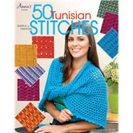 50 Tunisian Stitches by Fanton, Darla, 9781596359314
