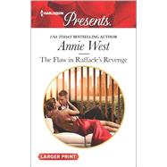 The Flaw in Raffaele's Revenge by West, Annie, 9780373139316