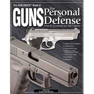 Gun Digest Book of Guns for Personal Defense by Michalowski, Kevin, 9780873499316
