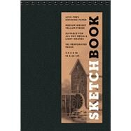 Sketchbook (Basic Small Spiral Fliptop Landscape Black) by Unknown, 9781454909316