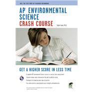 Ap Environmental Science Crash Course by Evans, Gayle N., 9780738609317