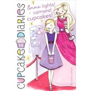 Emma: Lights! Camera! Cupcakes! by Simon, Coco, 9781442499317