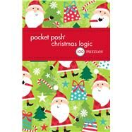 Pocket Posh Christmas Logic 6 100 Puzzles by The Puzzle Society, 9781449469320