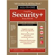 CompTIA Security+ All-in-One Exam Guide, Fifth Edition (Exam SY0-501) by Conklin, Wm. Arthur; White, Greg; Williams, Dwayne; Cothren, Chuck; Davis, Roger, 9781260019322