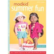 Modkid Summer Fun by Young, Patty, 9781607059325
