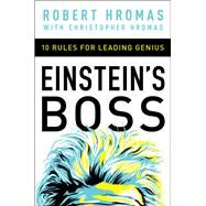 Einstein's Boss by Hromas, Robert; Hromas, Christopher (CON), 9780814439326