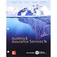GEN COMBO LOOSELEAF AUDITING & ASSURANCE SERVICES; CONNECT ACCESS CARD by Louwers, Timothy; Blay, Allen; Sinason, David; Strawser, Jerry; Thibodeau, Jay, 9781260149326