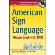 The American Sign Language Phrase Book with DVD by Bernstein Fant, Barbara; Fant, Lou, 9780071759328