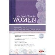 The Study Bible for Women: NKJV Large Print Edition, Hardcover Indexed by Kelley Patterson, Dorothy; Harrington Kelley, Rhonda; Holman Bible Staff, 9781433619328