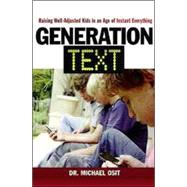 Generation Text by Osit, Michael, 9780814409329