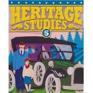 BJU Heritage Studies Grade 5 Student Text, Fourth Edition by BJU Press, 9781606829332