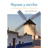 Repase y escriba by Allen, Thomas G., 9781118509333