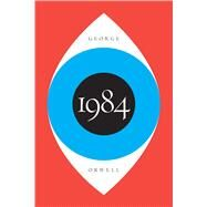 1984 by Orwell, George, 9781328869333