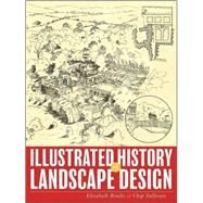 Illustrated History of Landscape Design by Sullivan, Chip; Boults, Elizabeth, 9780470289334
