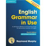 English Grammar in Use Book by Murphy, Raymond, 9781107539334