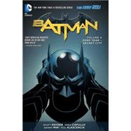 Batman Vol. 4: Zero Year-Secret City (The New 52) by SNYDER, SCOTTCAPULLO, GREG, 9781401249335