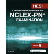 Hesi Comprehensive Review for the Nclex-pn Examination by Cuellar, Tina, Ph.D., R.N., 9780323429337