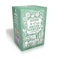 Anne of Green Gables Library Anne of Green Gables; Anne of Avonlea; Anne of the Island; Anne's House of Dreams by Montgomery, L. M., 9781481409339