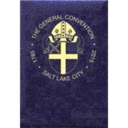 Book of Common Prayer, General Convention 2015 by Church Publishing, 9780898699340