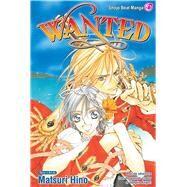 Wanted by Hino, Matsuri; Hino, Matsuri, 9781421519340