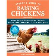 Storey's Guide to Raising Chickens by Damerow, Gail, 9781612129341