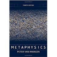 Metaphysics by van Inwagen,Peter, 9780813349343