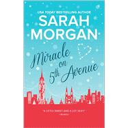 Miracle on 5th Avenue by Morgan, Sarah, 9780373789344