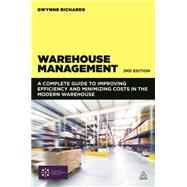 Warehouse Management by Richards, Gwynne, 9780749469344