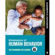 Dimensions of Human Behavior by Hutchison, Elizabeth D., 9781544339344