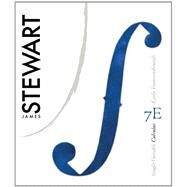 Student Solutions Manual, (Chapters 1-11) for Stewart's Single Variable Calculus: Early Transcendentals, 7th by Stewart, James, 9780840049346