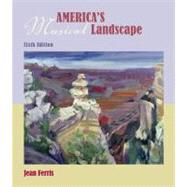 America's Musical Landscapre with 3-CD Set by Ferris, Jean, 9780077369347