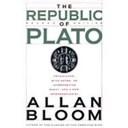 The Republic of Plato by Plato; Bloom, Allan David, 9780465069347