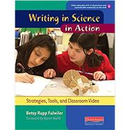 Writing in Science in Action by Fulwiler, Betsy; Worth, Karen, 9780325089348