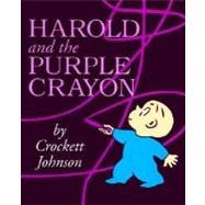 Harold and the Purple Crayon by Johnson, Crockett, 9780060229351