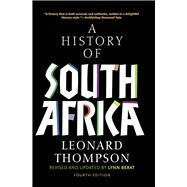 A History of South Africa by Thompson, Leonard; Berat, Lynn, 9780300189353