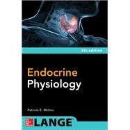 Endocrine Physiology, Fifth Edition by Molina, Patricia, 9781260019353