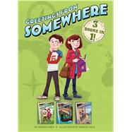 Greetings from Somewhere by Paris, Harper; Calo, Marcos, 9781534409354